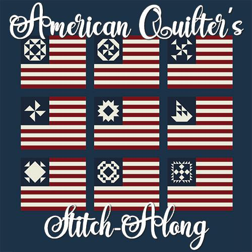 American Gatherings quilt